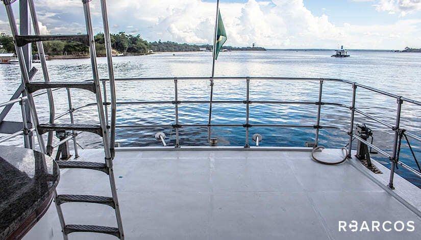 Alugar  Barco de 78 Pés - Manaus - Amazonas