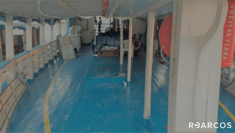 Alugar  Barco Regional de 31 Pés - Manaus - Amazonas