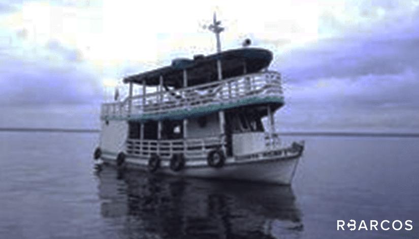 Alugar  Barco Regional de 50 Pés - Manaus - Amazonas