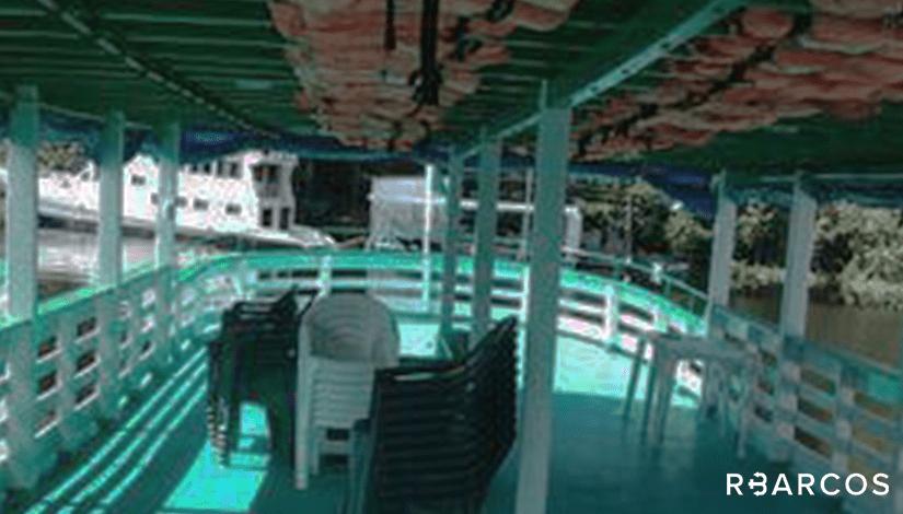 Alugar  Barco Regional de 62 Pés - Manaus - Amazonas