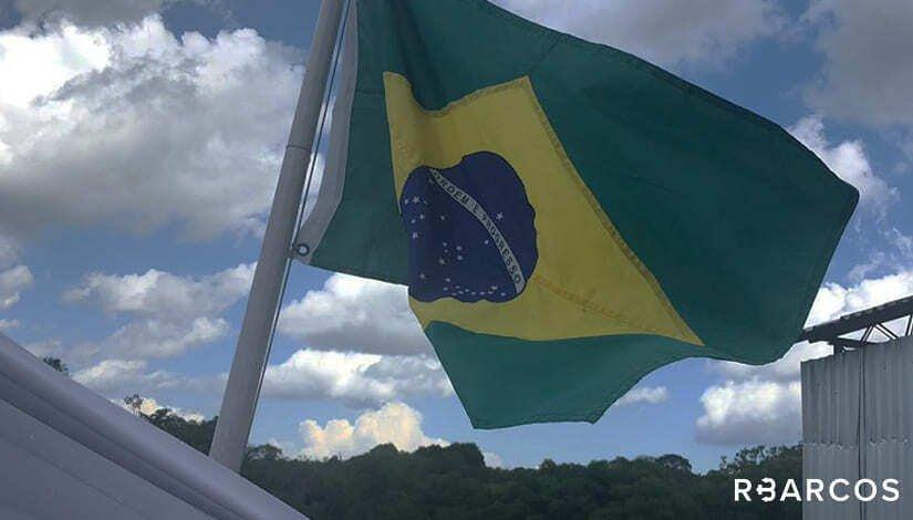 Excursão Amazônica em Iate de 79 Pés  - /