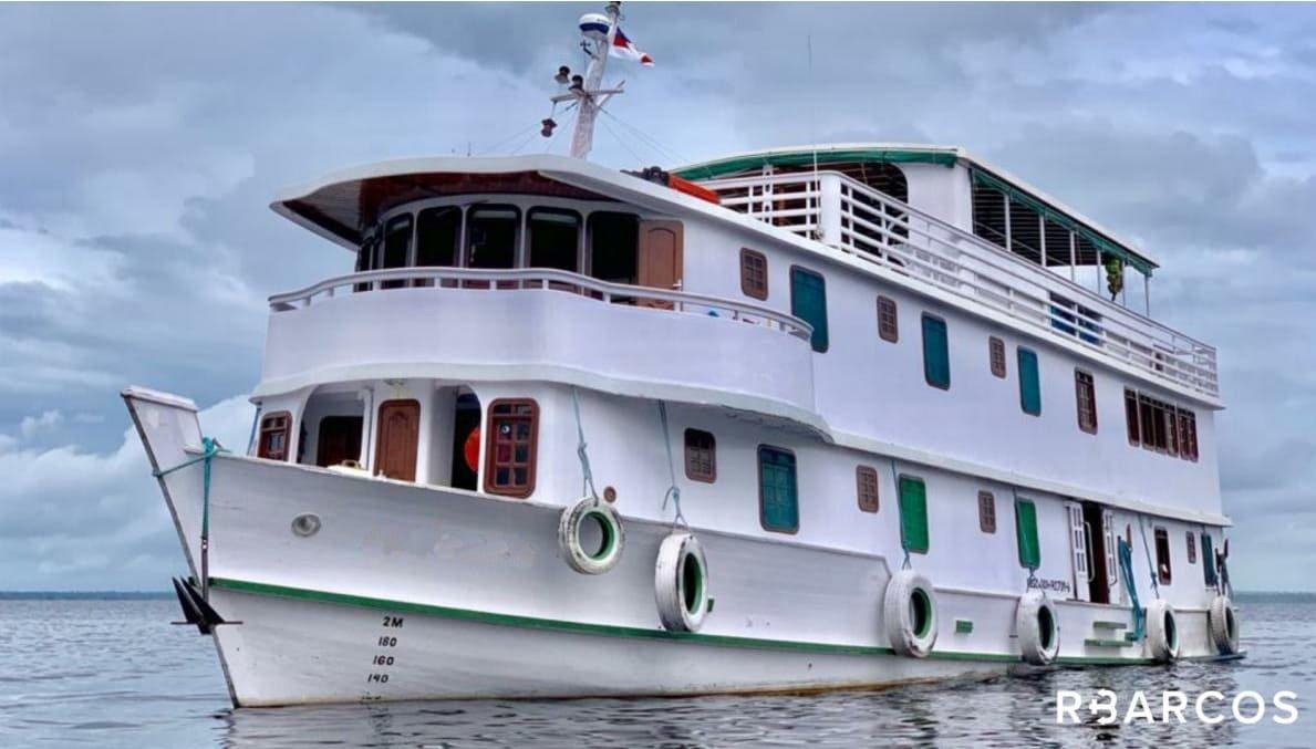 Alugar  Barco de 86 Pés - Manaus - Amazonas