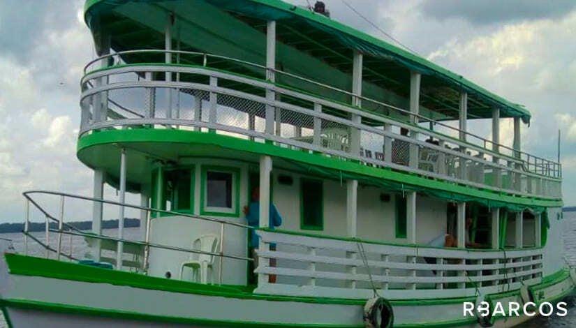 Encantos Amazônicos em Barco Regional 67 Pés  - /