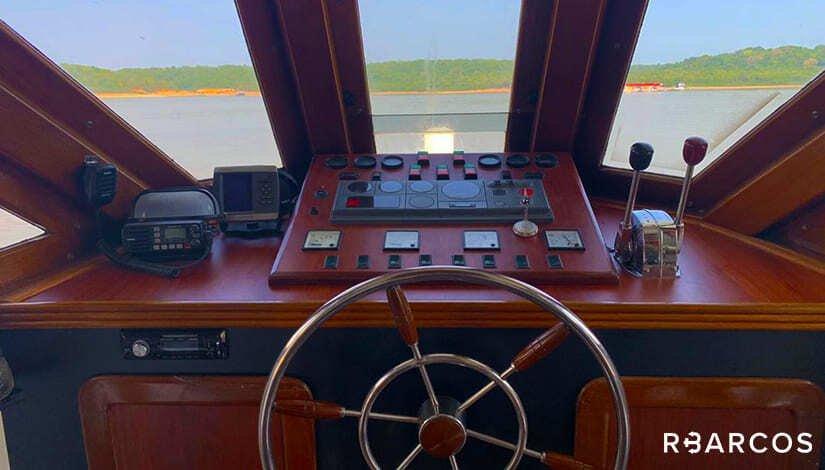 Passeio pelo Rio Negro em Barco 65 Pés  - /