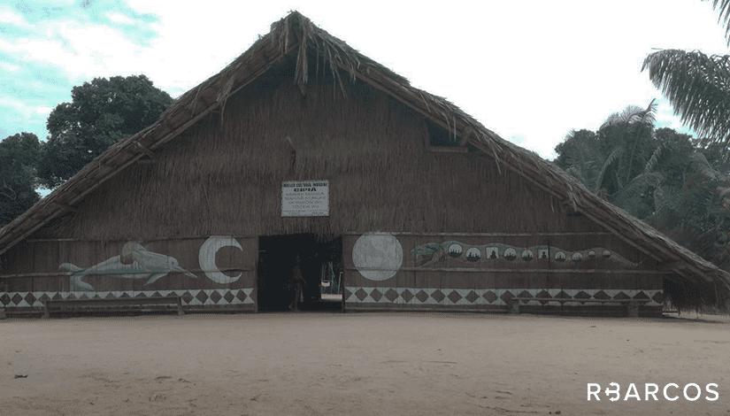 Natureza e Cultura Amazônica em Barco 65 Pés  - /