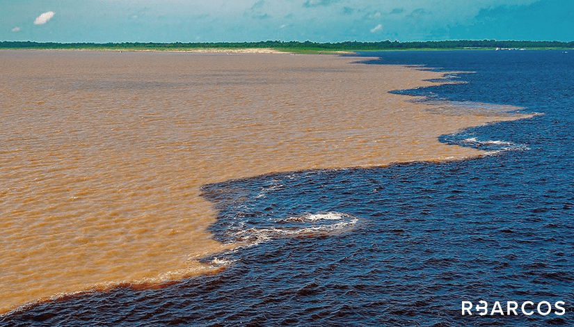 Praias Orla Rio Negro em Lancha 33 Pés  - /