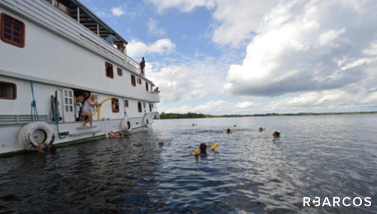 Belezas do Rio Negro em Barco 78 Pés - /