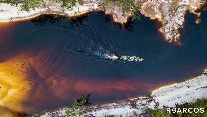 Ecossistema da Amazônia em Barco 88 Pés  - /