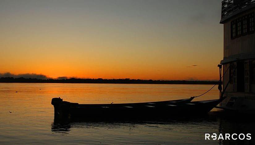Ecossistema da Amazônia em Barco 55 Pés  - /