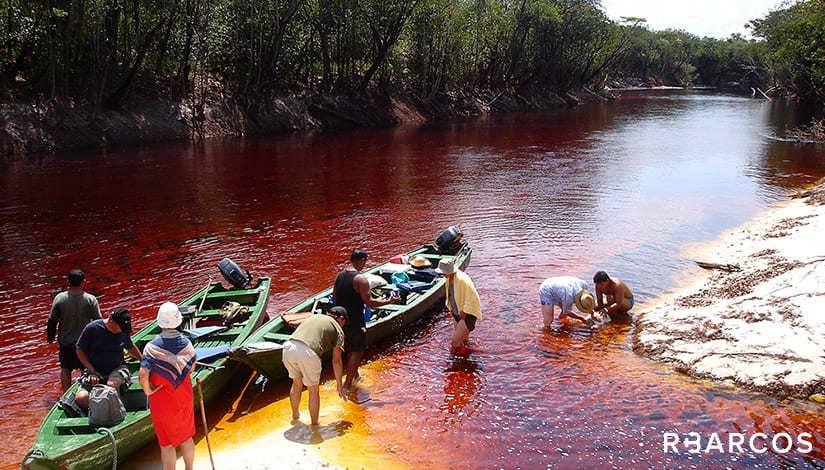 Ecossistema da Amazônia em Barco 78 Pés  - /